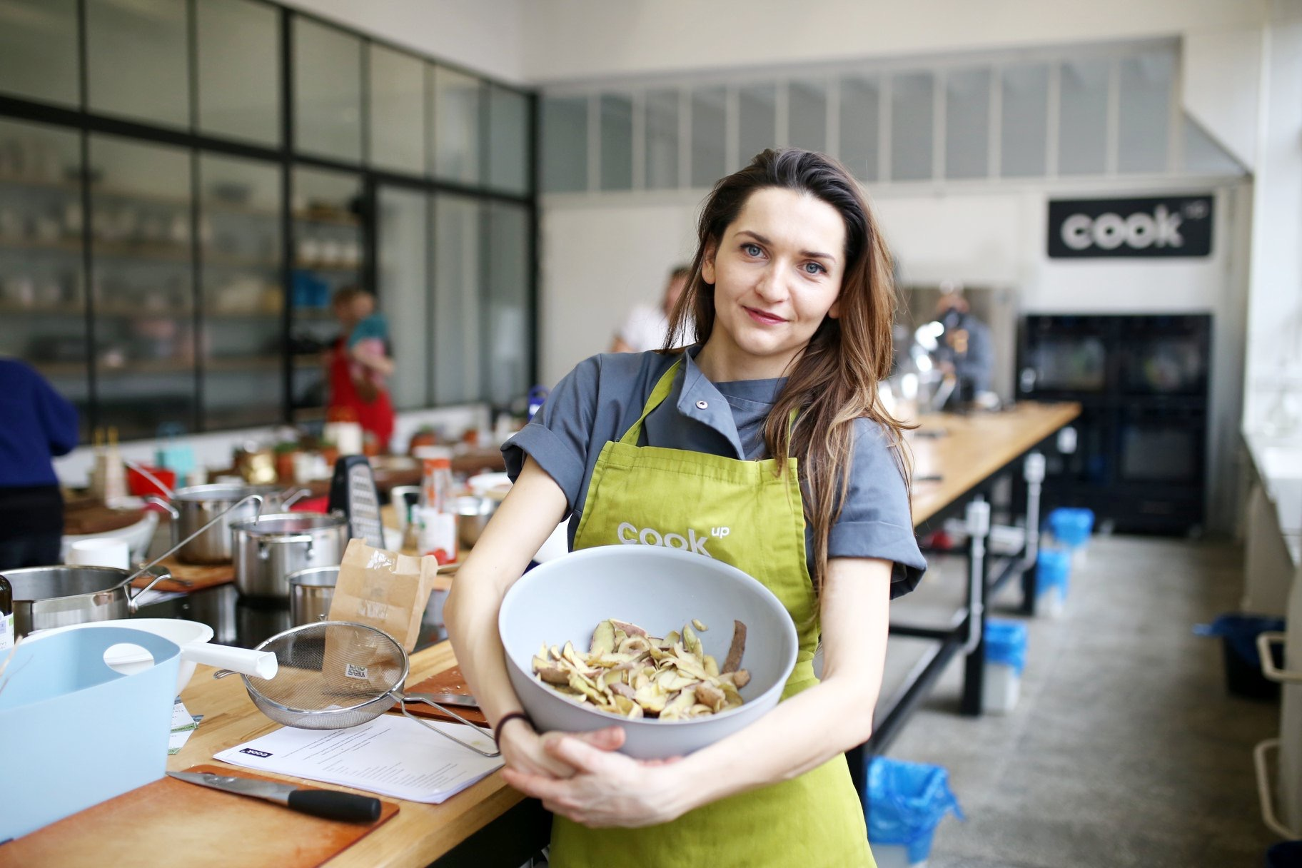 Zero Waste Cooking Cookup