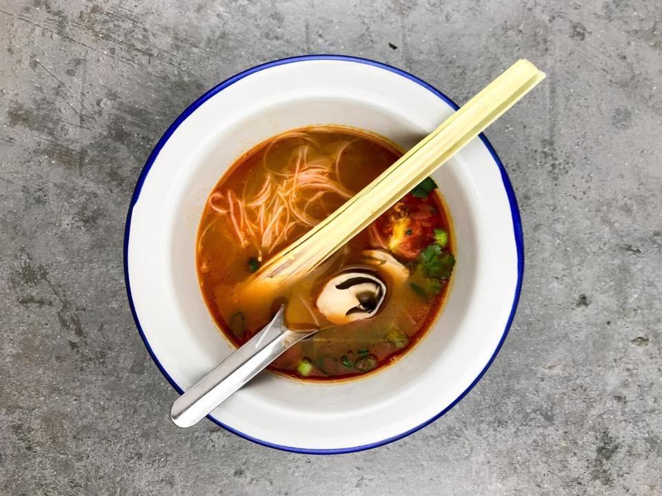 Kurs Kuchni Tajskiej Zupy