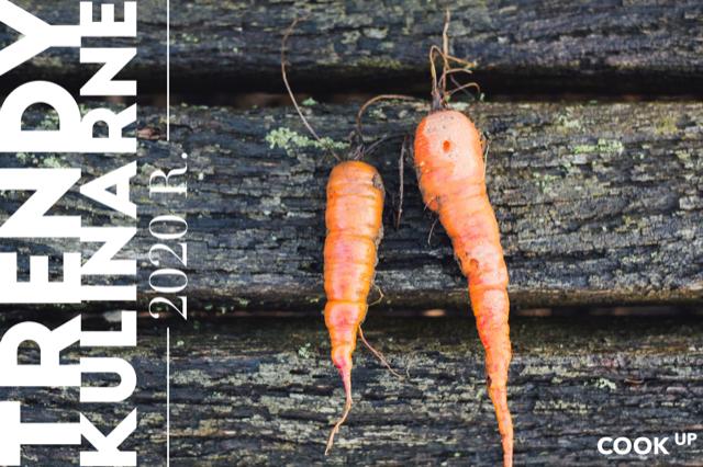 Trendy Kulinarne 2020 – Raport CookUp Talents