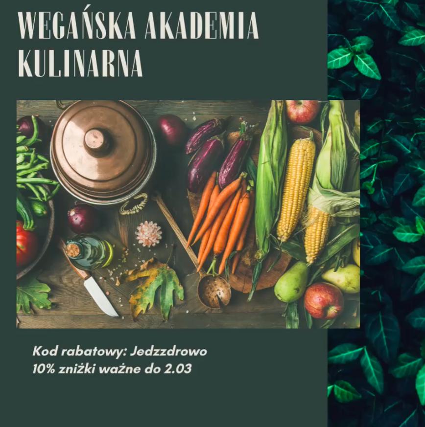 Wegański romans ze zdrowym odżywianiem – czyli jak zrównoważoną dietą zapobiegać chorobom układu krążenia, nowotworom i cukrzycy, które są przyczyną około 70% zgonów w Polsce.
